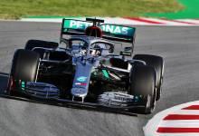 Photo of Doblete de Mercedes en el primer día de pruebas de la Fórmula 1