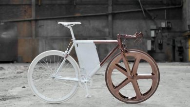 Photo of Peugeot Cycles DL121: La bicicleta de carreras del León