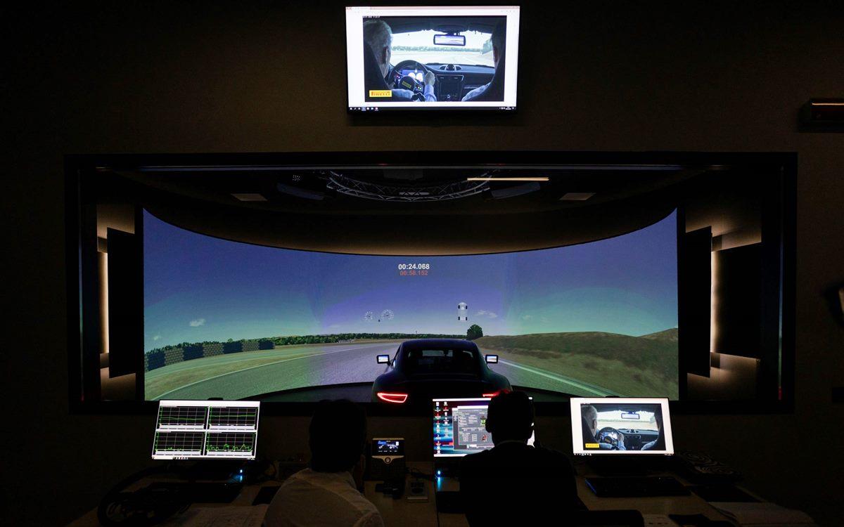 Pirelli estrena un nuevo simulador de desarrollo de neumáticos