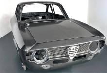 Photo of GTA-R-300: El carbono viaja a los '60 en un Alfa Romeo Giulia GTA