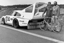 Photo of Jean-Paul Rude, el perseguidor de Porsche