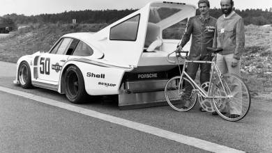 Photo of Jean-Paul Rude, el perseguidor de Porsche