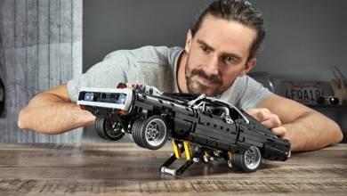 Photo of LEGO te ofrece armar el Dodge Charger de Dominic Toretto