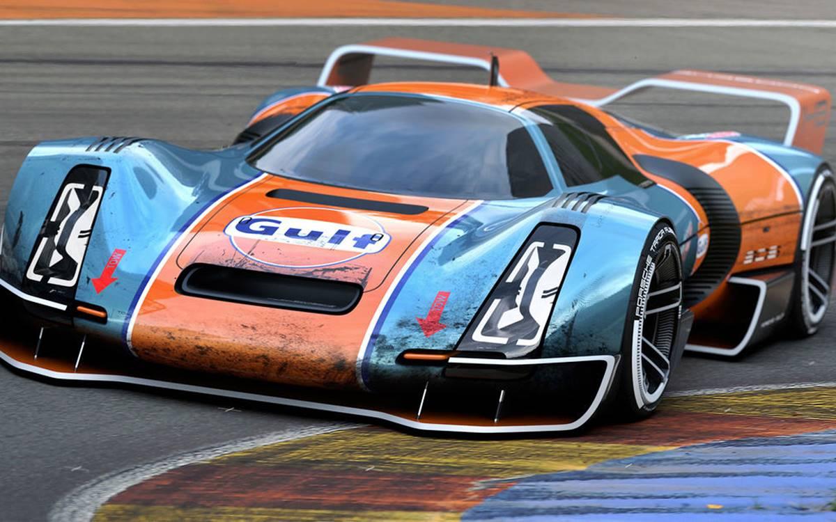 Porsche 906 Hommage