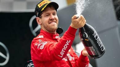 Photo of Sebastian Vettel ya es piloto Aston Martin