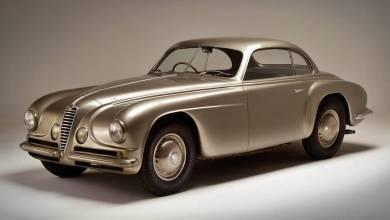 Photo of Alfa Romeo 6C 2500 Villa d'Este: La síntesis elegante de concebir el automóvil
