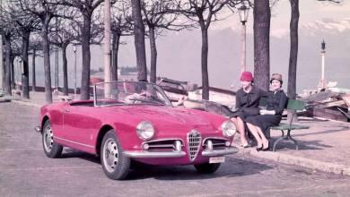 Photo of Alfa Romeo 1600 Spider: Nacido para triunfar