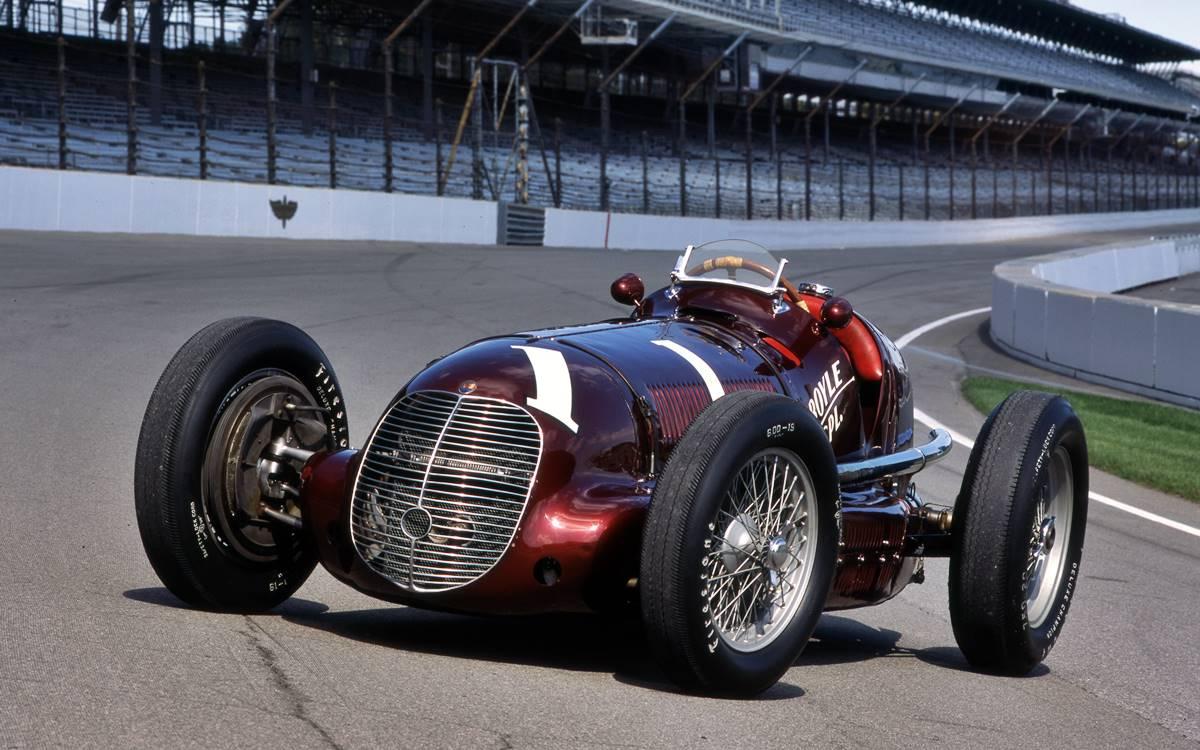 Maserati 8CT