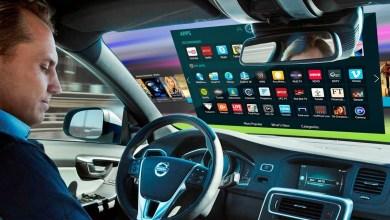 Photo of El parabrisas, la gran pantalla de los autos del futuro