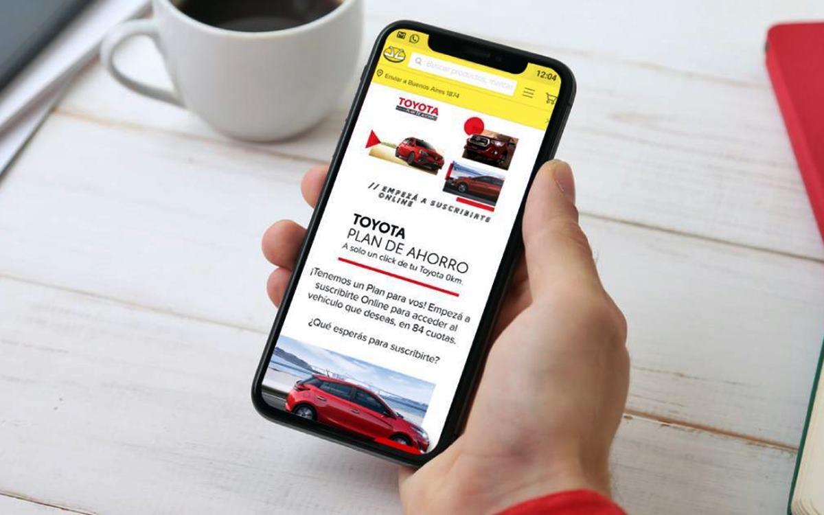Toyota Plan de Ahorro