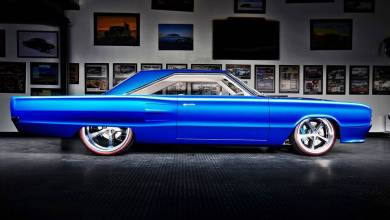 Photo of Mopar transformó un Dodge Coronet R/T 1967 en algo muy poderoso