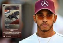 Photo of Lewis Hamilton vs. España: El campeón de Fórmula 1 contra las corridas de toros