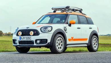 Photo of MINI Countryman powered by X-Raid: Para aprovechar tu lado aventurero