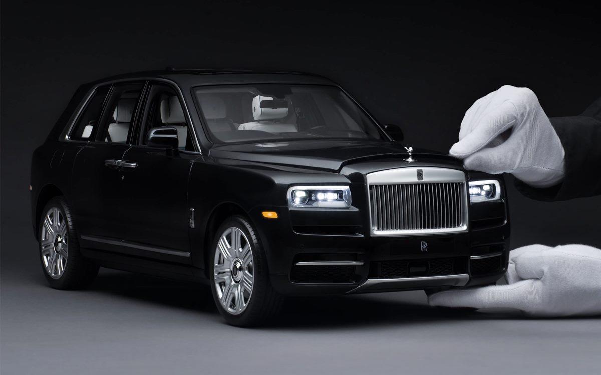 Rolls-Royce Cullinam