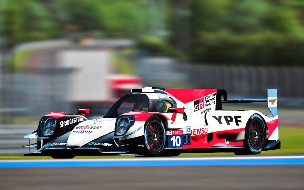 24 Horas de Le Mans Virtuales