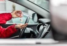 Photo of Toyota presentó un kit para sanitización de vehículos