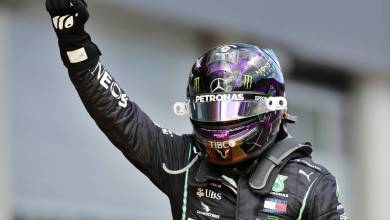 Photo of Lewis Hamilton y triunfo con sabor a revancha