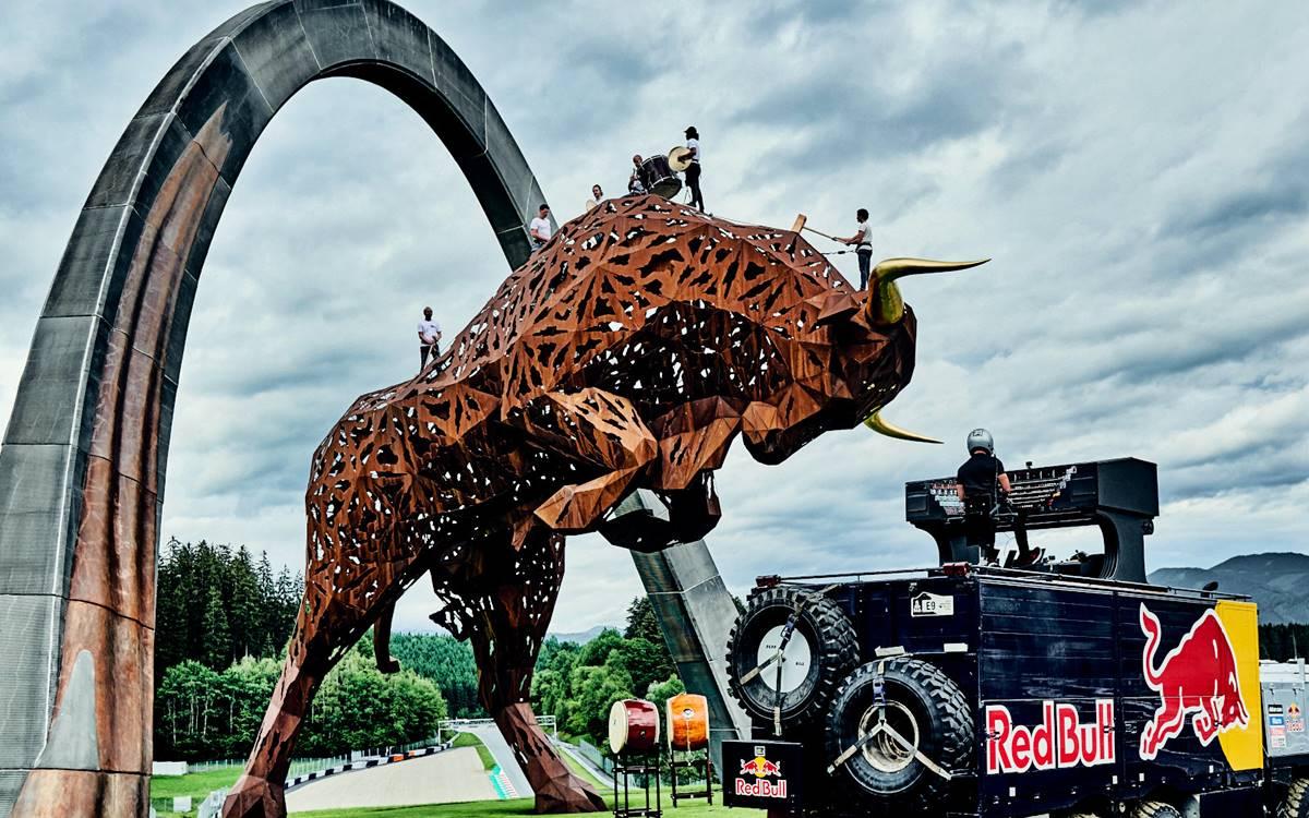 Drum the Bull