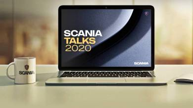 Photo of Scania Talks 2020