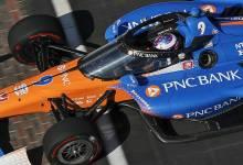 Photo of El Aeroscreen hace su debut en las 500 Millas de Indianápolis