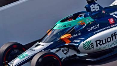Photo of Fernando Alonso lejos de la gloria en las Indy 500