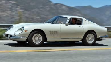 Photo of Una Ferrari 275 GTB hace historia