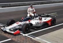 Photo of ¡Marco Andretti, poleman para las 500 Millas de Indianápolis!