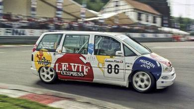 Photo of El Peugeot 806 que se le animó a las 24 Horas de Spa