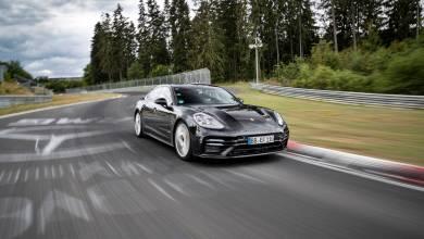 Photo of El nuevo Porsche Panamera reina en Nordschleife