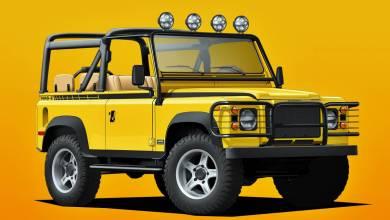 Photo of Twisted NAS-E 4×4: El Land Rover Defender 100% ecológico