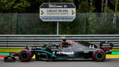 Photo of ¡En vivo Gran Premio de Bélgica!