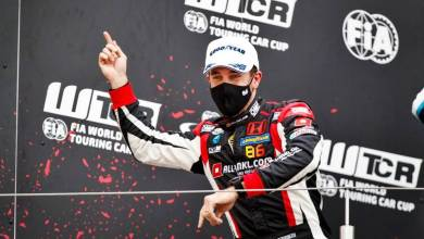 Photo of WTCR: Gran triunfo de Esteban Guerrieri en el mítico Nürburgring