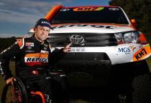 Photo of Isidre Esteve correrá el Dakar 2021 con una Toyota Hilux del Overdrive