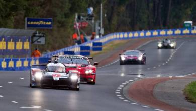 Photo of Toyota hace doblete en Le Mans