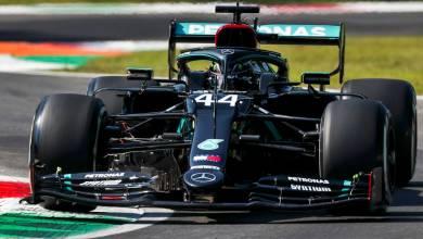 Photo of GP de Italia: Lewis Hamilton, el mejor del viernes