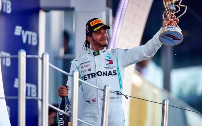 Gran Premio de Rusia 2019