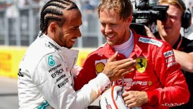 Photo of Lewis Hamilton está contento por la llegada de Sebastian Vettel a Aston Martin