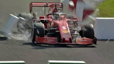 """Photo of Mattia Binotto sobre Ferrari: """"Duele no ver la bandera a cuadros con ninguno de los coches"""""""