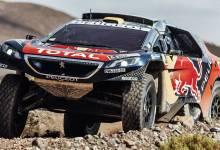 Photo of El Peugeot 2008 DKR16 ganador del Dakar de 2016 busca dueño