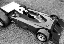 Photo of Ferrari 312 B3 Spazzaneve: El ingenio camino al éxito