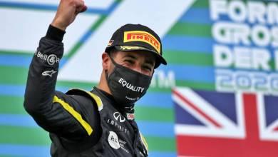 Photo of Daniel Ricciardo, el héroe del Rombo
