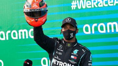 """Photo of Lewis Hamilton: """"Jamás imaginé que alguien se pudiese acercar a los récords de Michael Schumacher"""""""
