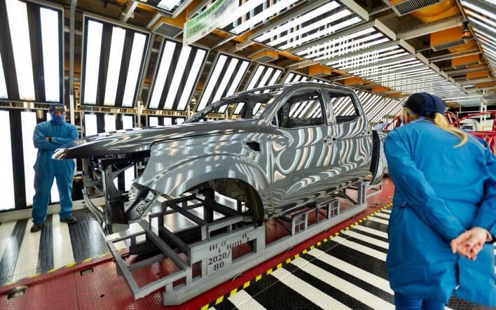 Renault Alaskan: Se inició la producción en serie – AUTOMUNDO