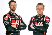 Photo of Romain Grosjean y Kevin Magnussen dejan Haas a fin de año