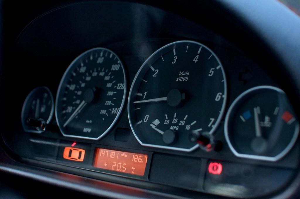 Martori bord BMW E46