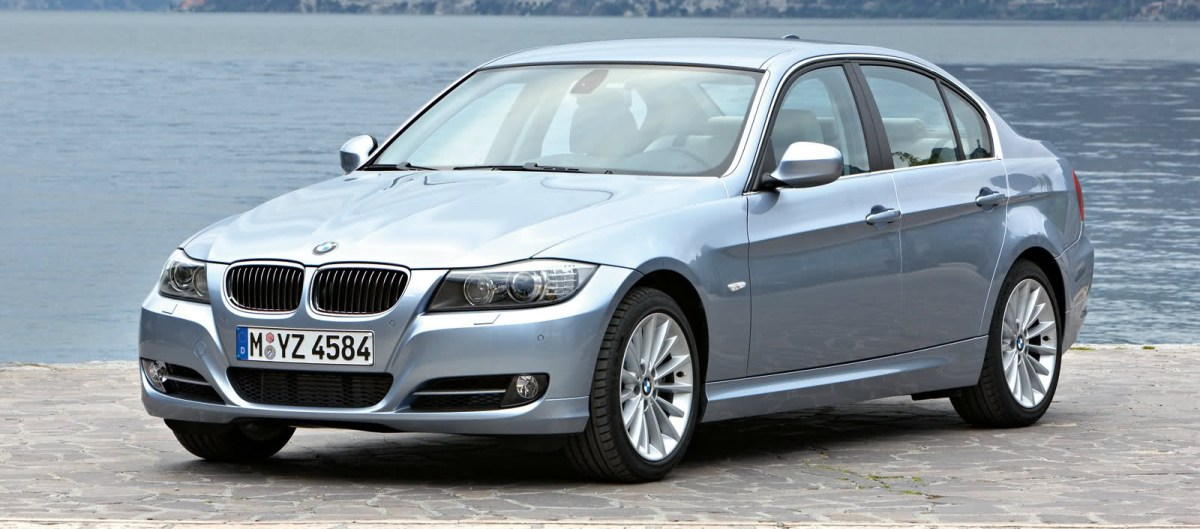 Review BMW seria 3 E90