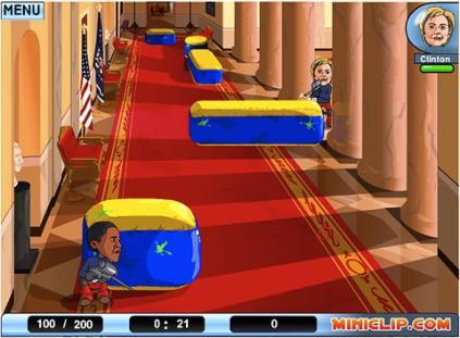 Presidential Paintball 2
