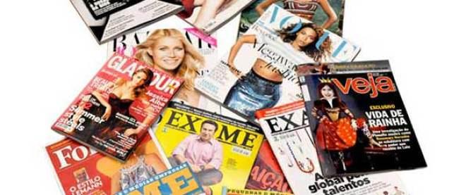 como revender revistas no atacado