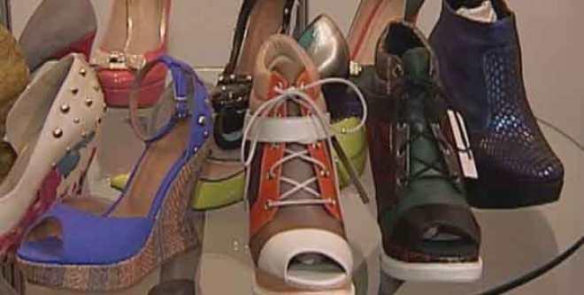 Revender calçados em consignação fornecedores