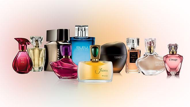 perfumes e preço belcorp